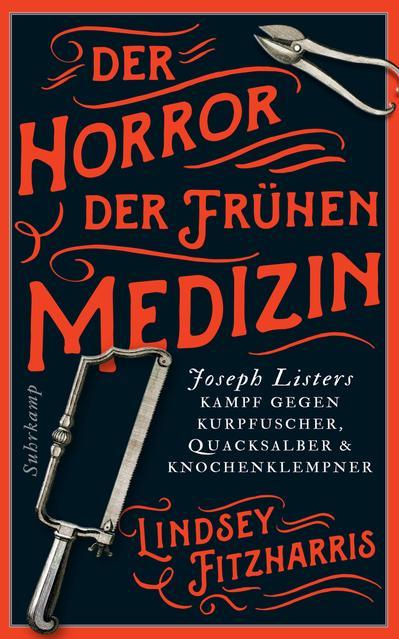 Cover-Bild Der Horror der frühen Medizin