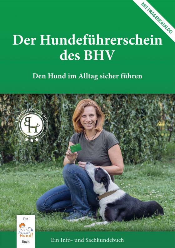 Cover-Bild Der Hundeführerschein des BHV
