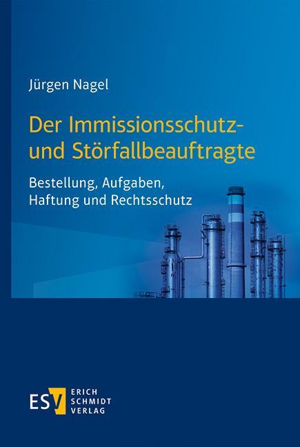 Cover-Bild Der Immissionsschutz- und Störfallbeauftragte