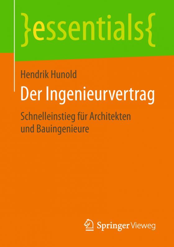 Cover-Bild Der Ingenieurvertrag