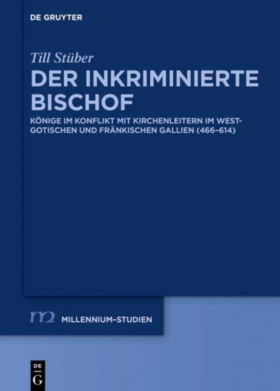 Cover-Bild Der inkriminierte Bischof