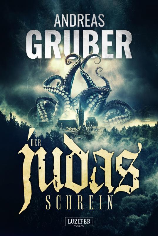 Cover-Bild DER JUDAS-SCHREIN