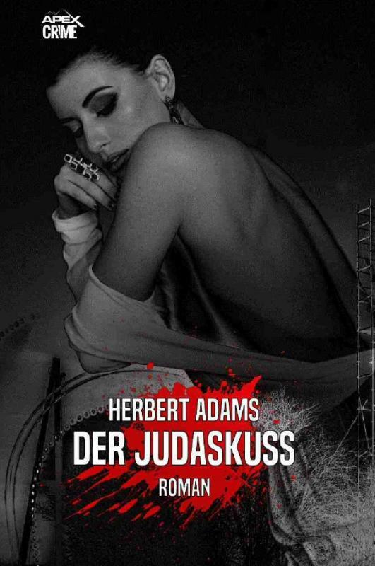 Cover-Bild DER JUDASKUSS