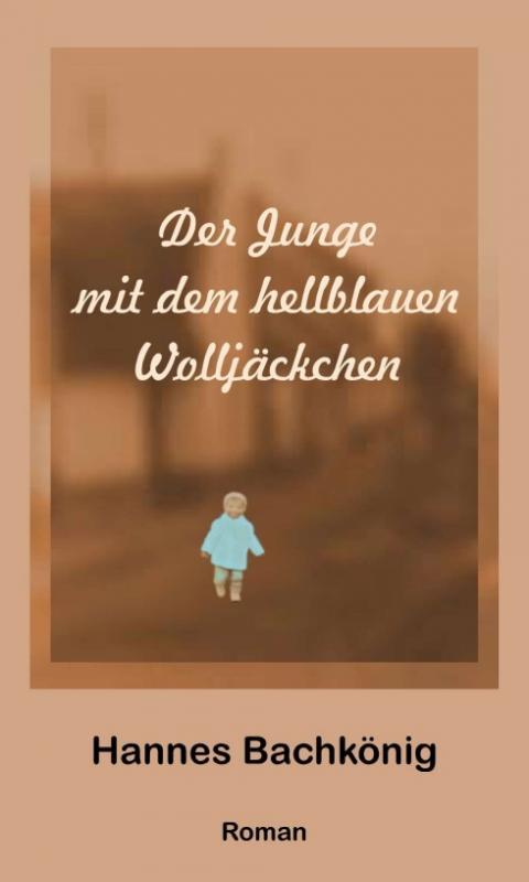 Cover-Bild Der Junge mit dem hellblauen Wolljäckchen