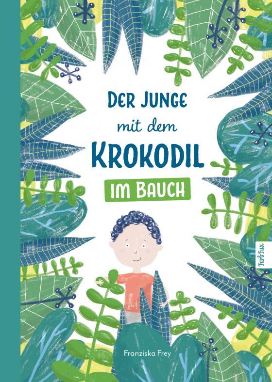 Cover-Bild Der Junge mit dem Krokodil im Bauch