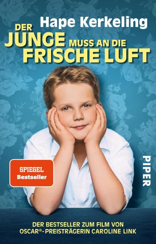 Cover-Bild Der Junge muss an die frische Luft