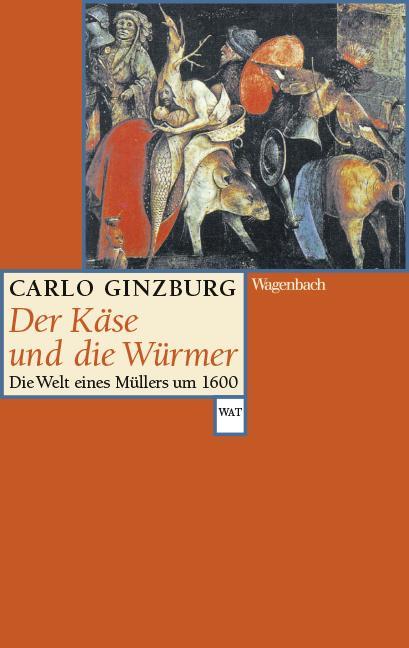 Cover-Bild Der Käse und die Würmer