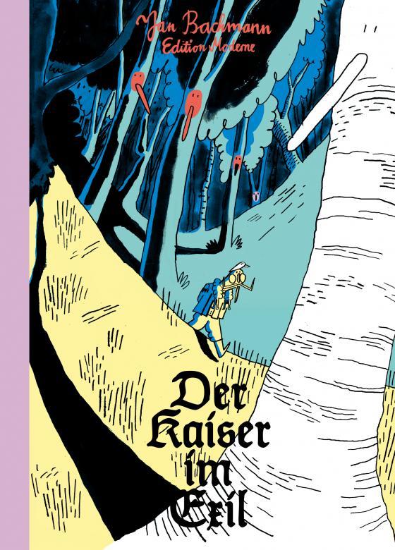 Cover-Bild Der Kaiser im Exil