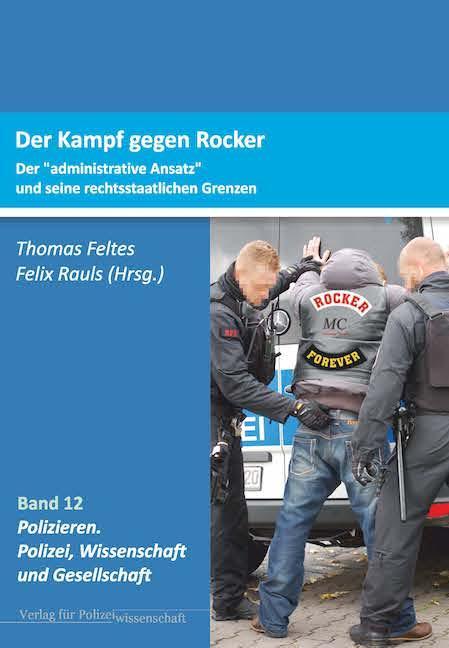 Cover-Bild Der Kampf gegen Rocker
