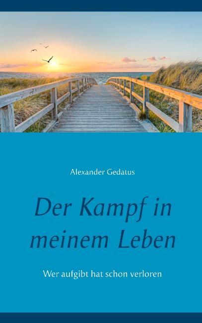 Cover-Bild Der Kampf in meinem Leben