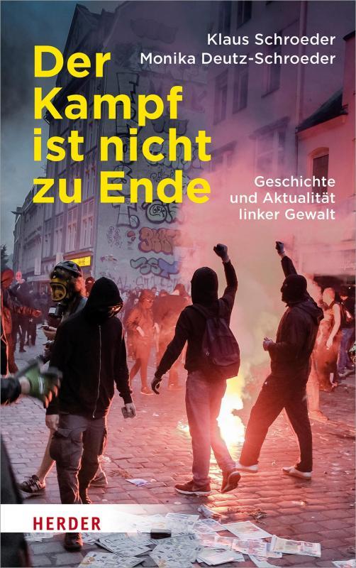 Cover-Bild Der Kampf ist nicht zu Ende