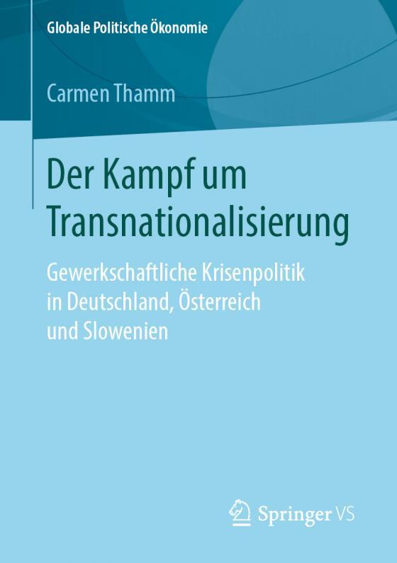 Cover-Bild Der Kampf um Transnationalisierung