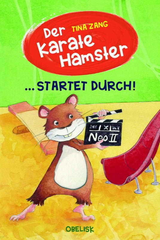 Cover-Bild Der Karatehamster startet durch!