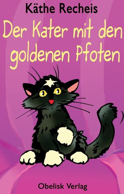 Cover-Bild Der Kater mit den goldenen Pfoten