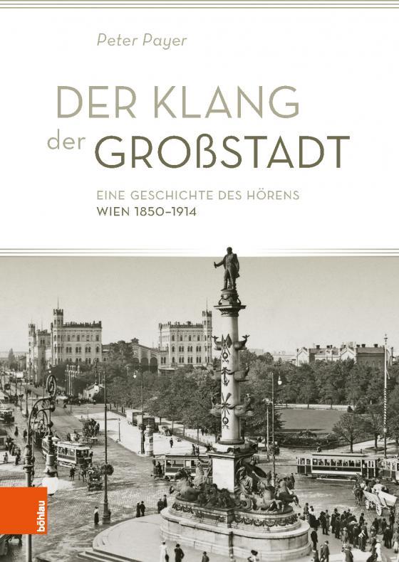 Cover-Bild Der Klang der Großstadt