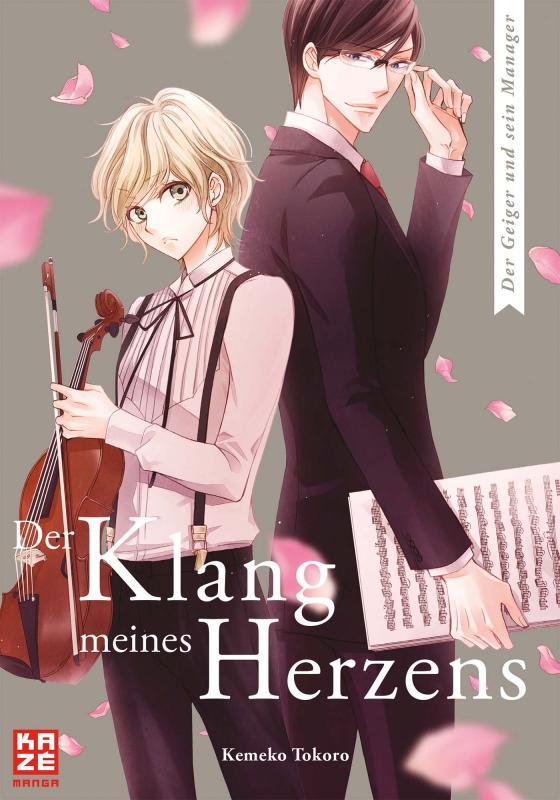 Cover-Bild Der Klang meines Herzens 05
