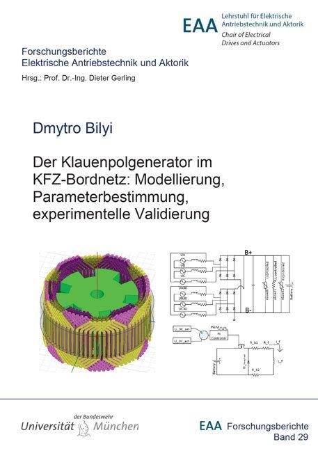 Der Klauenpolgenerator im KFZ-Bordnetz: Modellierung ...
