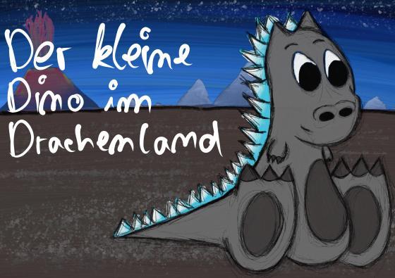 Cover-Bild Der kleine Dino im Drachenland