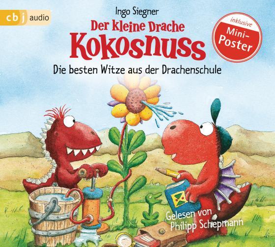 Cover-Bild Der kleine Drache Kokosnuss - Die besten Witze aus der Drachenschule