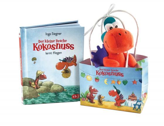Cover-Bild Der kleine Drache Kokosnuss - Geschenktüte