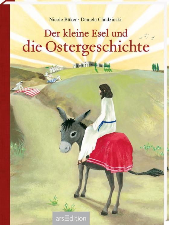 Cover-Bild Der kleine Esel und die Ostergeschichte