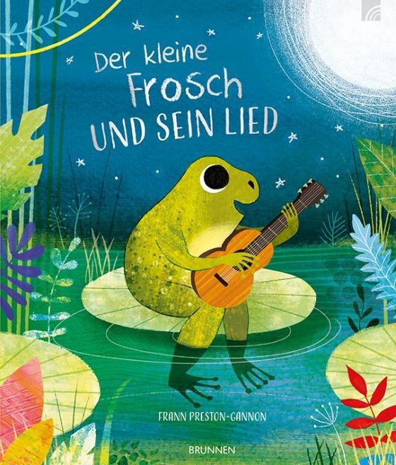 Cover-Bild Der kleine Frosch und sein Lied
