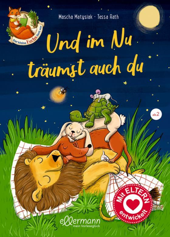 Cover-Bild Der kleine Fuchs liest vor.