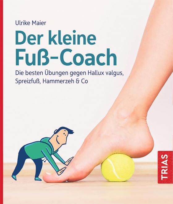 Cover-Bild Der kleine Fuß-Coach