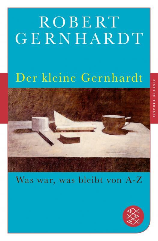 Cover-Bild Der kleine Gernhardt