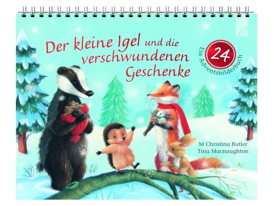 Cover-Bild Der kleine Igel und die verschwundenen Geschenke