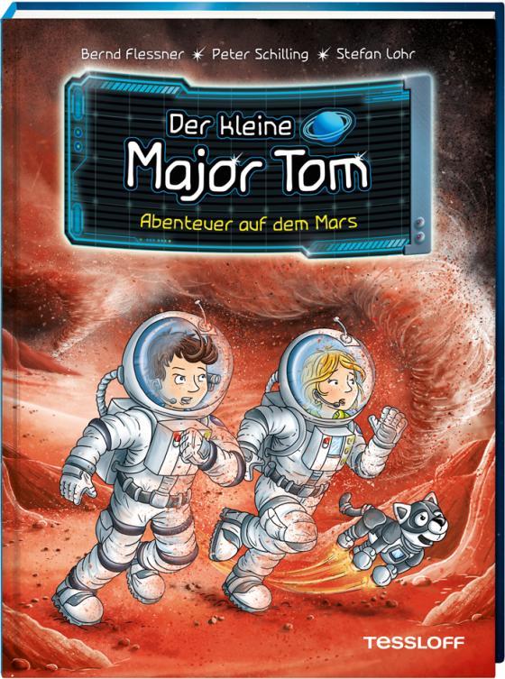 Cover-Bild Der kleine Major Tom, Band 6: Abenteuer auf dem Mars