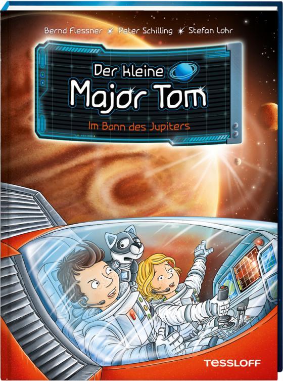 Cover-Bild Der kleine Major Tom. Band 9: Im Bann des Jupiters