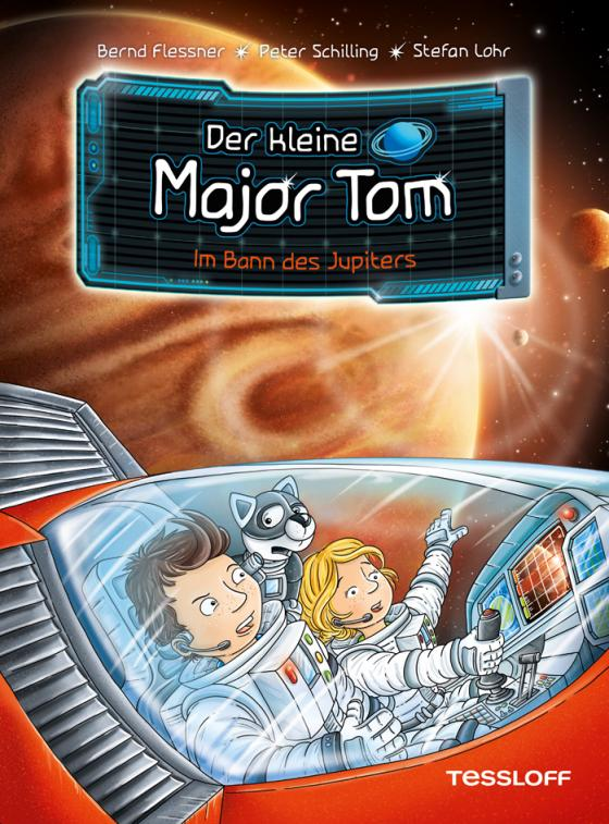 Cover-Bild Der kleine Major Tom. Band 9: Im Bann des Jupiters