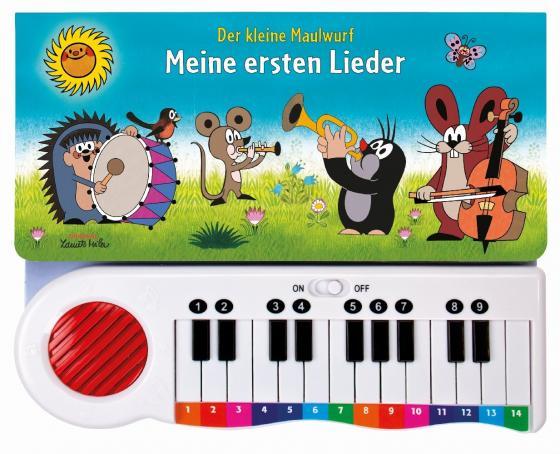 Cover-Bild Der kleine Maulwurf - Meine ersten Lieder