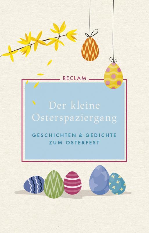 Cover-Bild Der kleine Osterspaziergang
