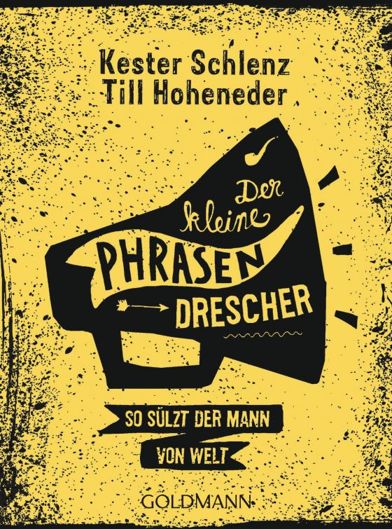 Cover-Bild Der kleine Phrasendrescher