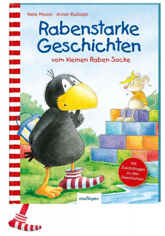 Cover-Bild Der kleine Rabe Socke: Rabenstarke Geschichten vom kleinen Raben Socke
