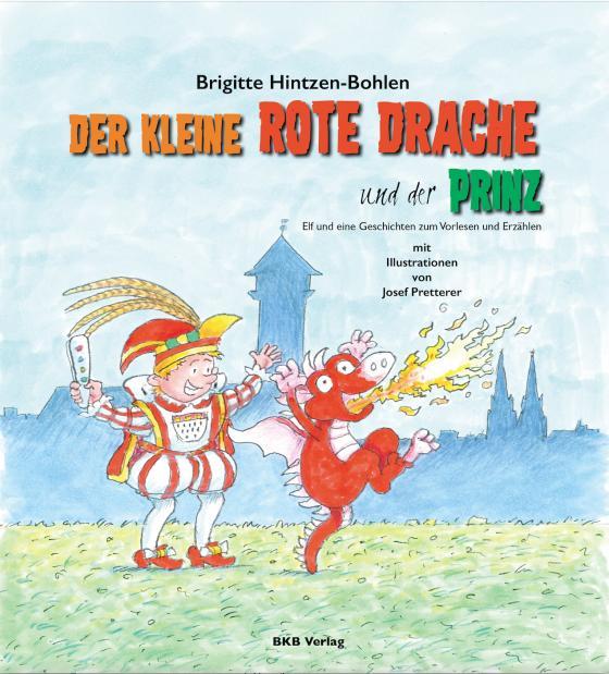 Cover-Bild Der kleine rote Drache und der Prinz