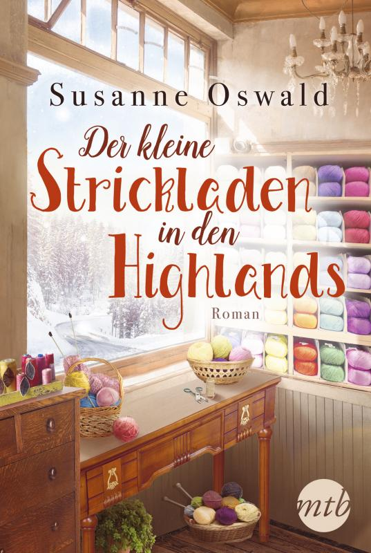 Cover-Bild Der kleine Strickladen in den Highlands