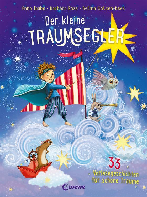 Cover-Bild Der kleine Traumsegler (Band 3)