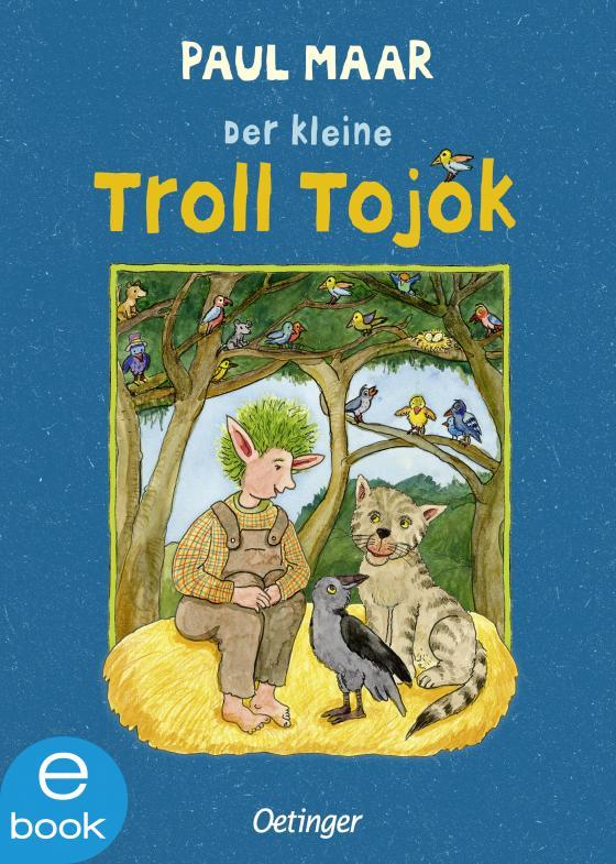 Cover-Bild Der kleine Troll Tojok