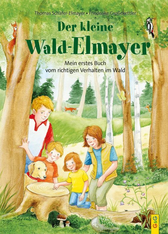 Cover-Bild Der kleine Wald-Elmayer