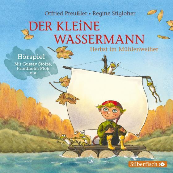 Cover-Bild Der kleine Wassermann: Herbst im Mühlenweiher - Das Hörspiel