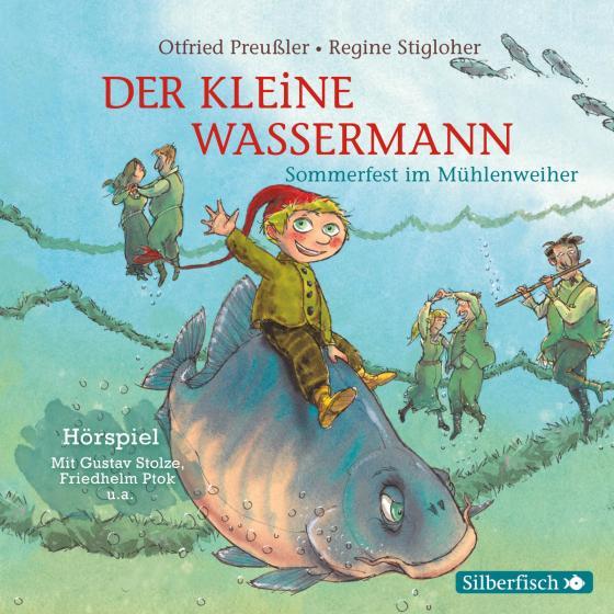 Cover-Bild Der kleine Wassermann: Sommerfest im Mühlenweiher - Das Hörspiel