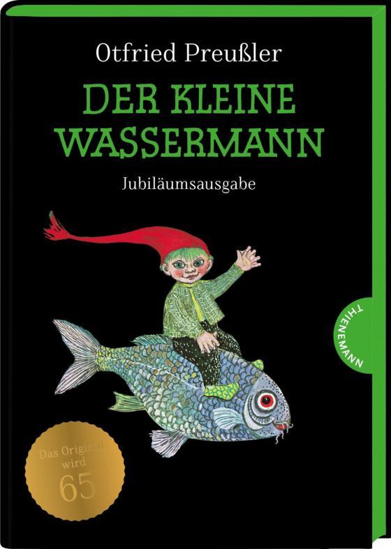 Cover-Bild Der kleine Wassermann