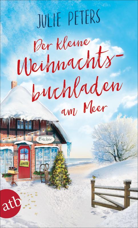 Cover-Bild Der kleine Weihnachtsbuchladen am Meer