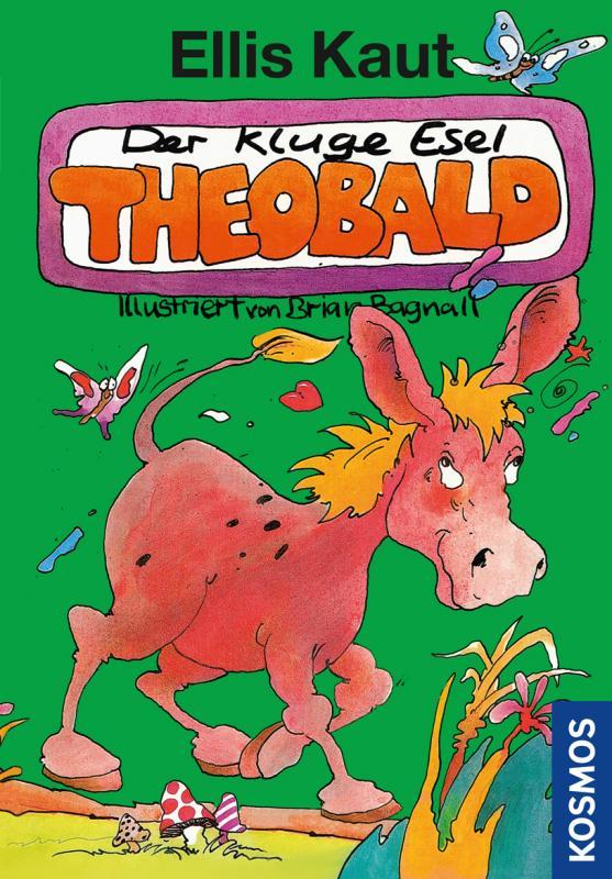 Cover-Bild Der kluge Esel Theobald