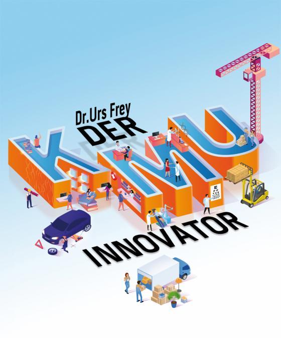 Cover-Bild Der KMU-Innovator