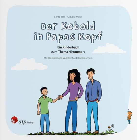 Cover-Bild Der Kobold in Papas Kopf