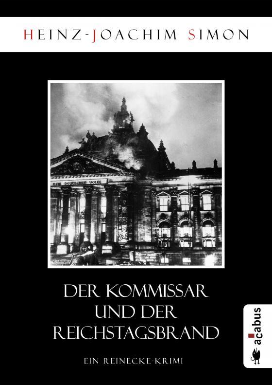 Cover-Bild Der Kommissar und der Reichstagsbrand